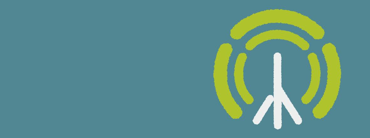 Rauhacast podcast-rauhanmerkki