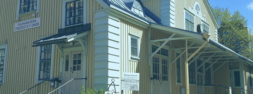Rauhanasema Peace Station