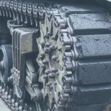 Panssarivaunun telaketju