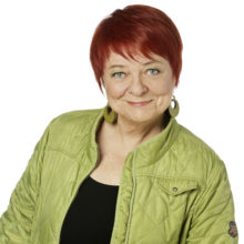 Rauhanliiton puheenjohtaja Tarja Cronberg